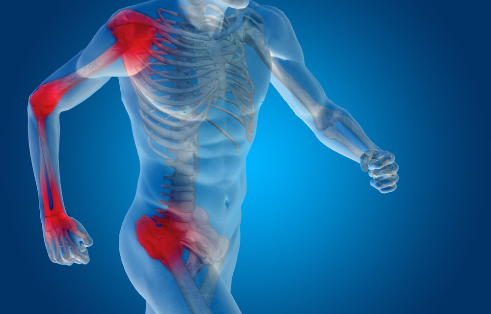 kronisk betennelse i kroppen